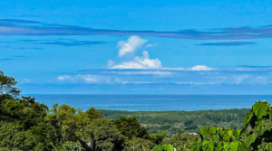 Sunset Ocean View Property with Flat Homesites in Central Uvita